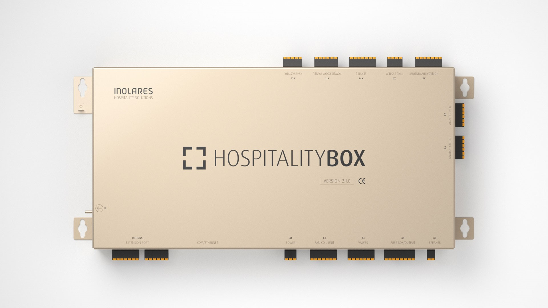 Abbildung der Hospitality Box