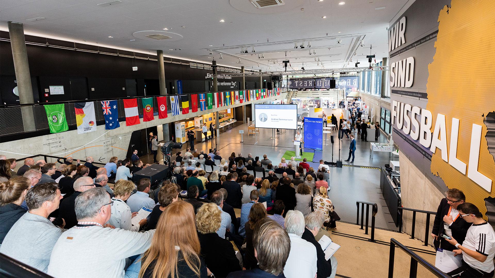 Architektur-Event Heinze ArchitekTOUR in Dortmund mit Beteiligung von PRIMAGAS.